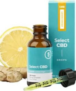 Lemon CBD Drops - 1000mg CBD