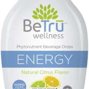 ENERGY Water Soluble Hemp CBD Beverage Drops