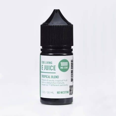 CBD E-Juice -CBD Vape Juice zero nicotine and zero THC