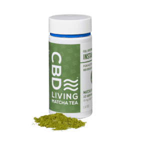 CBD Living Matcha Green Tea 150 Mg