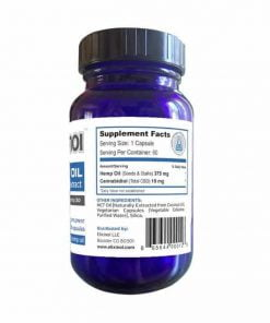 Full Spectrum CBD Oil Capsules 900 MG CBD