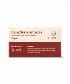 Endoca CBD Suppositories