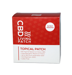 Topical Transdermal Patch