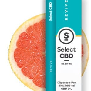 Revive - Grapefruit CBD Pen