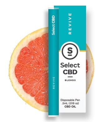 Revive - Grapefruit CBD Pen