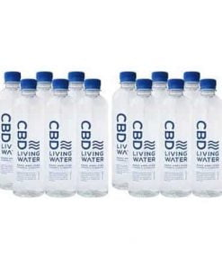 CBD Living Water-12 Bottles