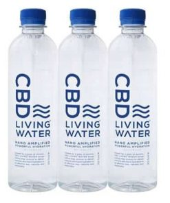 CBD Living Water-3 Bottles