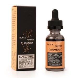 Black Pepper & Tumeric