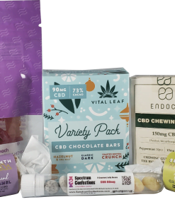 CBD Edibles Bundle
