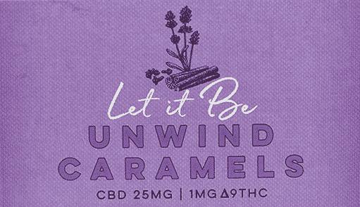 CBD Rise Caramels