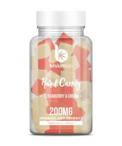Bluum Lab 200 Mg Organic Hard Candy
