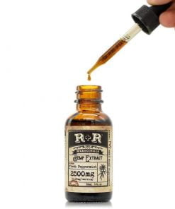 R+R 2500mg CBD Oil