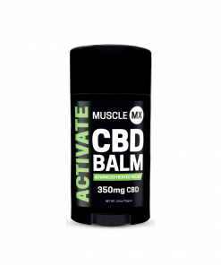 Large Heated CBD Balm