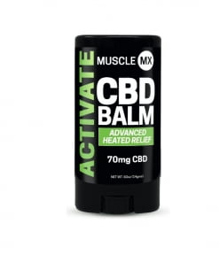 Muscle MX 70 Mg CBD