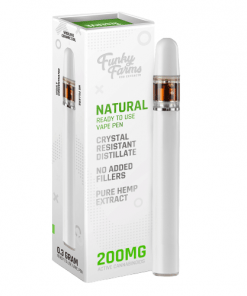 Disposable Vape Pen-Natural
