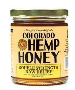 Colorado Hemp CBD Honey