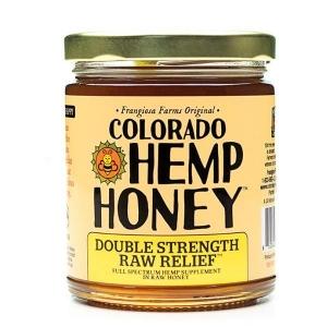 Colorado Hemp CBD Honey