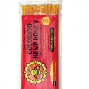 CBD Honey/Ginger Sticks