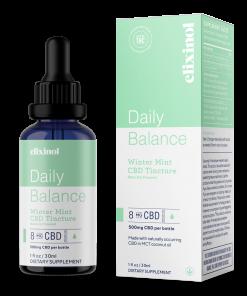 Elixinol Daily Balance CBD oil