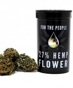 27% CBD Hemp Flower | FTP