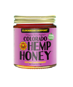 cbd elderberry and honey