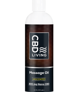 CBD Massage Oil 300 Mg