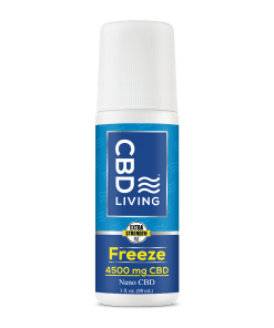 CBD Living Freeze 4500