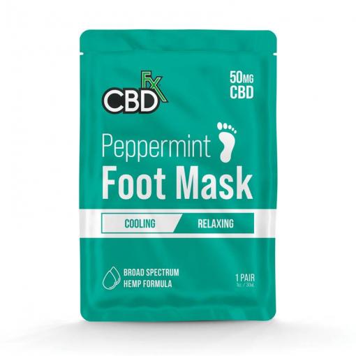 CBD Foot Mask
