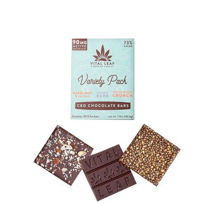 Gourmet CBD Chocolate