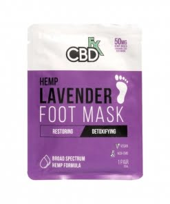 CBD Foot Mask