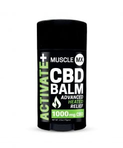 MUSCLE MX CBD BALM